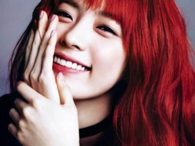 Bài 10: Nhuộm trên nền tóc đỏ tím
