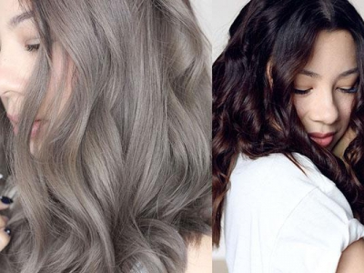 Bài 5: Kỹ thuật nhuộm trên tóc đã nhuộm quá lâu, không đều màu